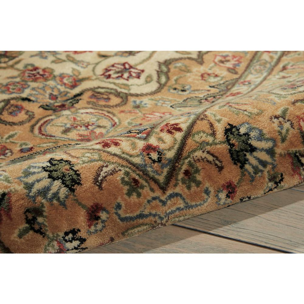 Nourison Persian Arts Ivory/Gold Area Rug. Picture 6