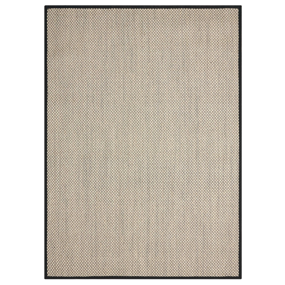 Nourison Beechwood Charcoal Area Rug. The main picture.