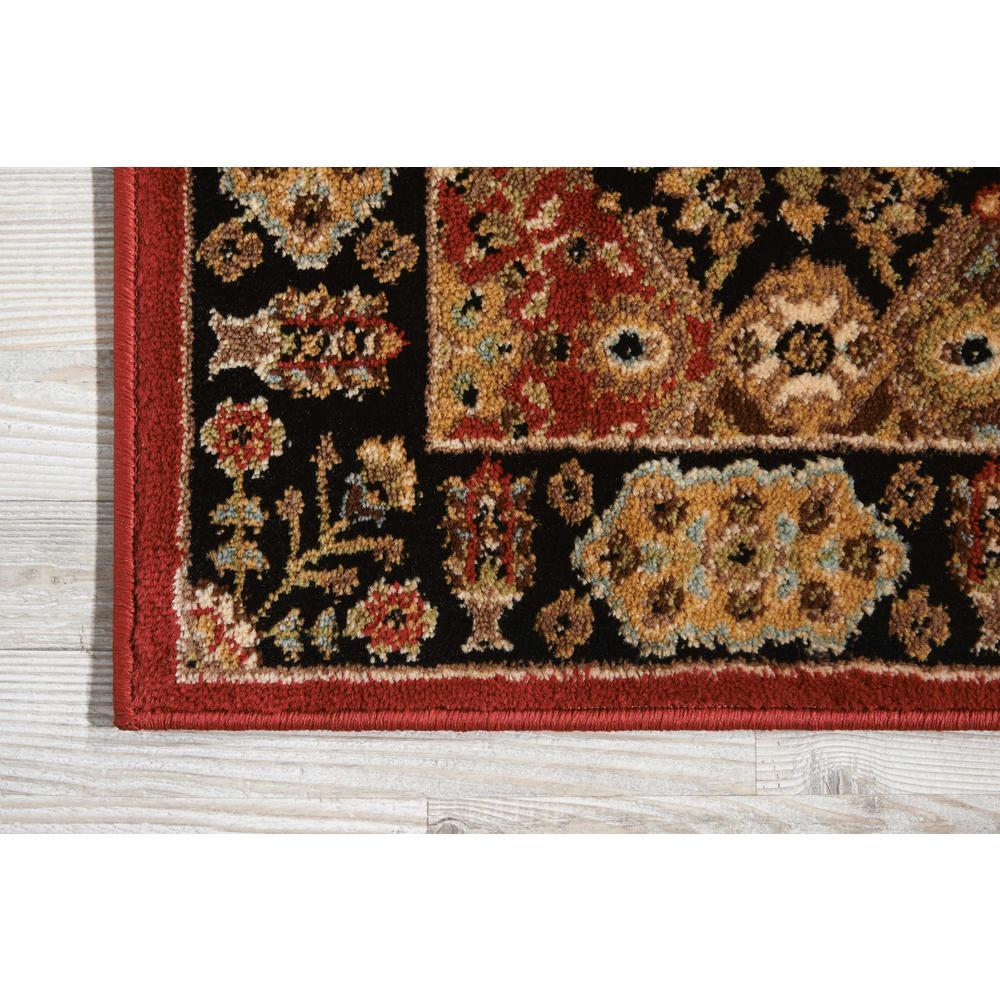 Delano Area Rug, Multicolor, 2' x 3'. Picture 4
