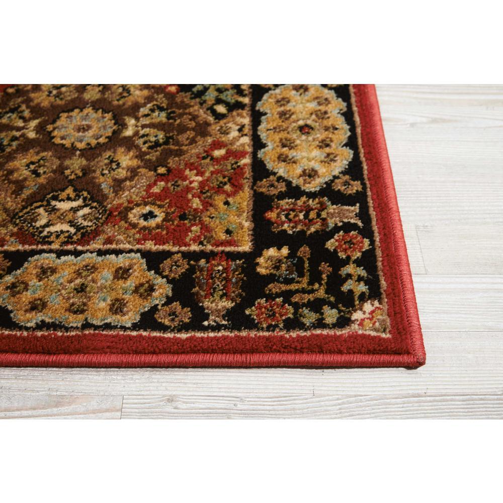 Delano Area Rug, Multicolor, 2' x 3'. Picture 3