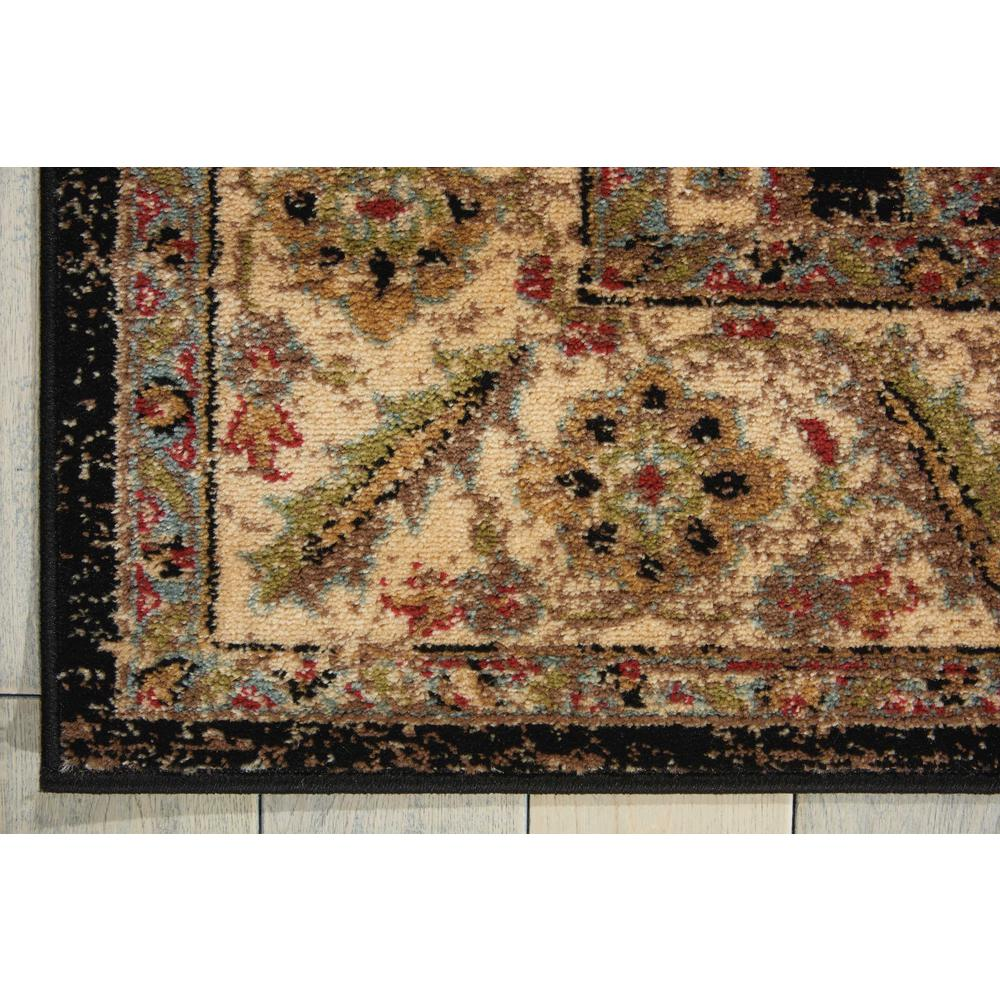 "Delano Area Rug, Black, 3'11"" x 5'11"". Picture 4"