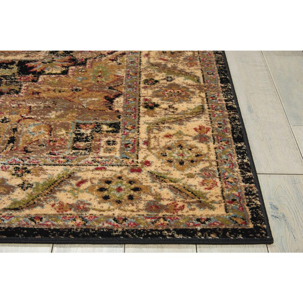 "Delano Area Rug, Black, 3'11"" x 5'11"". Picture 3"