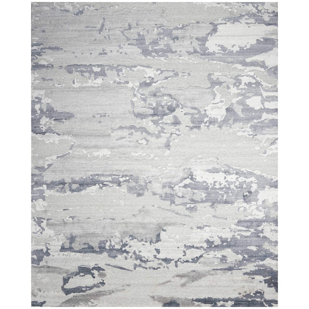 Divine Slate Area Rug. The main picture.
