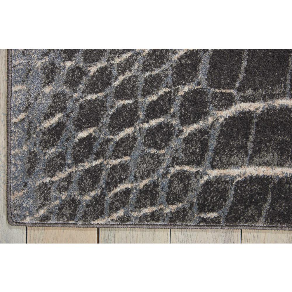 """Maxell Area Rug, Charcoal, 7'10"""" x 10'6"""". Picture 2"""