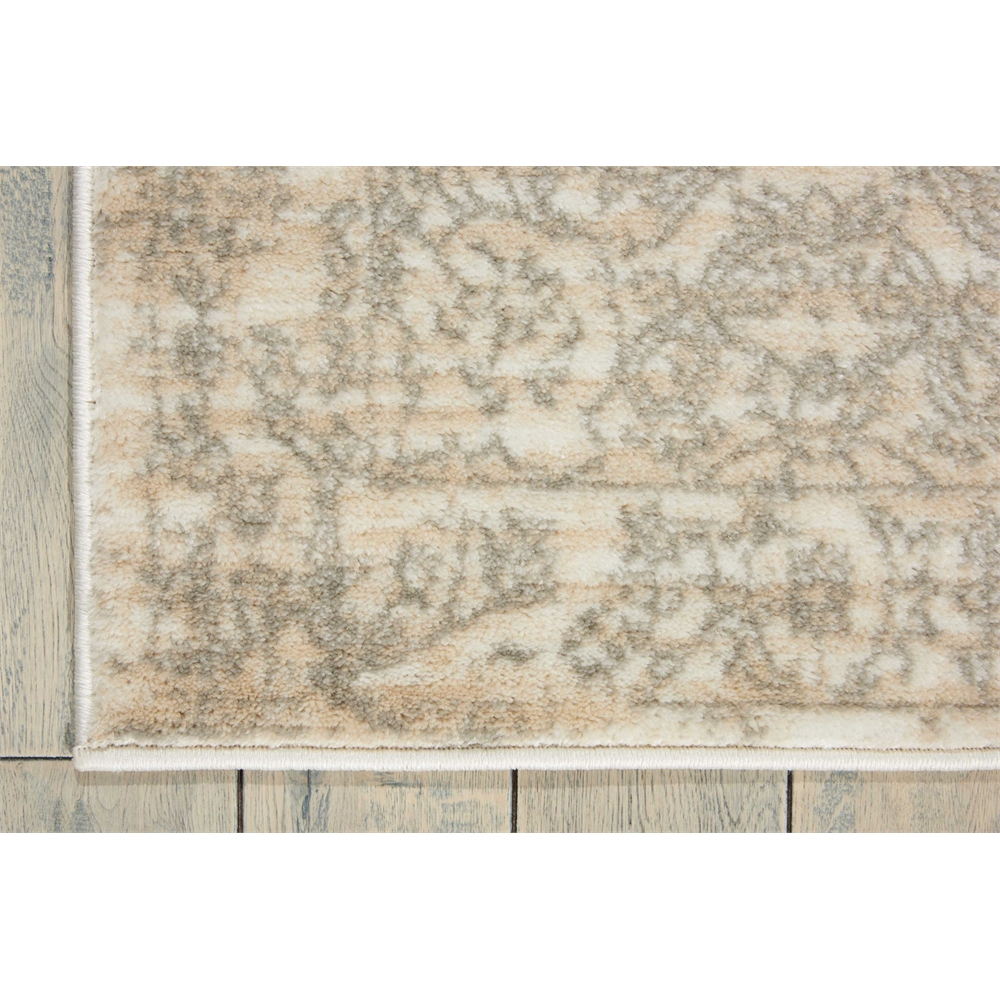 "Euphoria Area Rug, Bone, 2'2"" x 7'6"". Picture 2"
