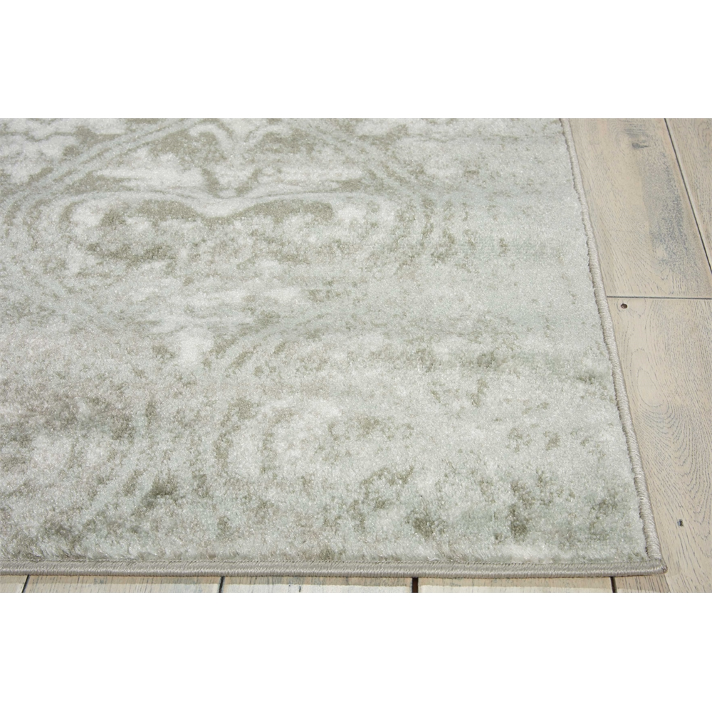 "Euphoria Area Rug, Grey, 2'2"" x 7'6"". Picture 3"