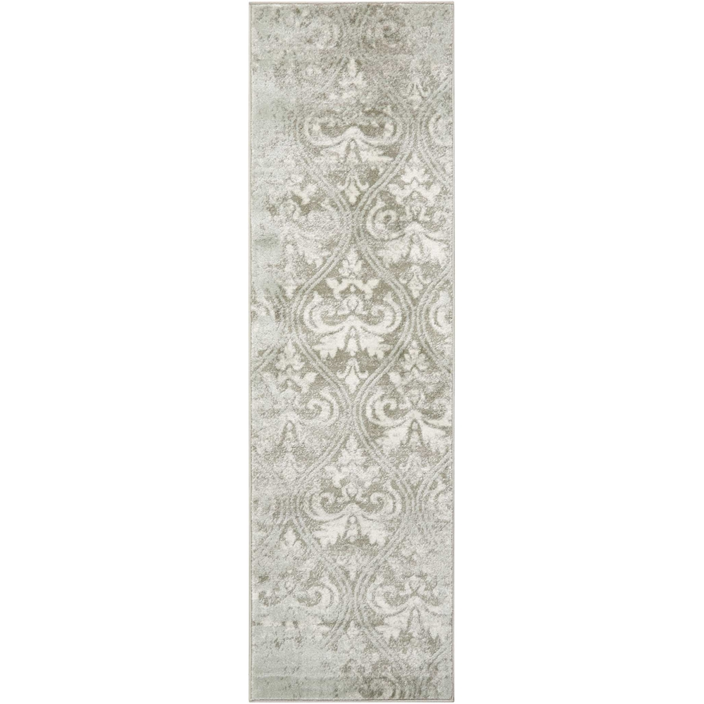 "Euphoria Area Rug, Grey, 2'2"" x 7'6"". Picture 1"