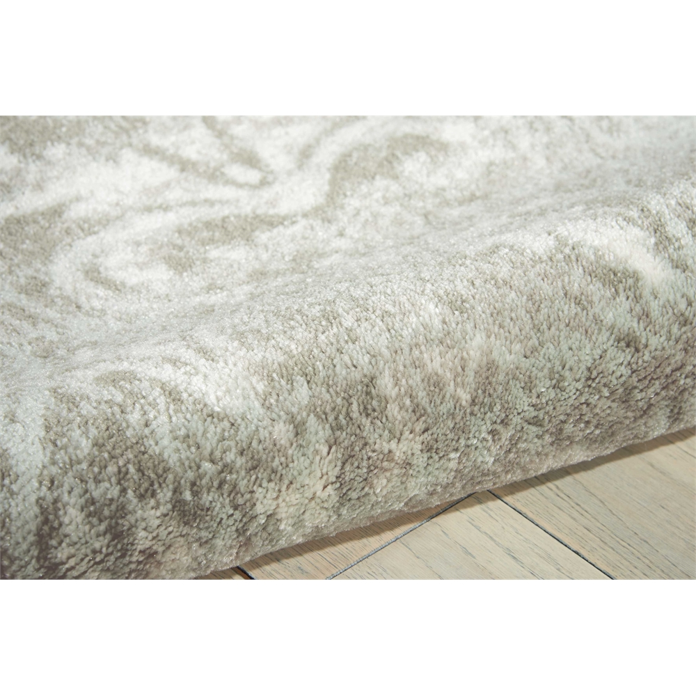 "Euphoria Area Rug, Grey, 2'2"" x 7'6"". Picture 7"