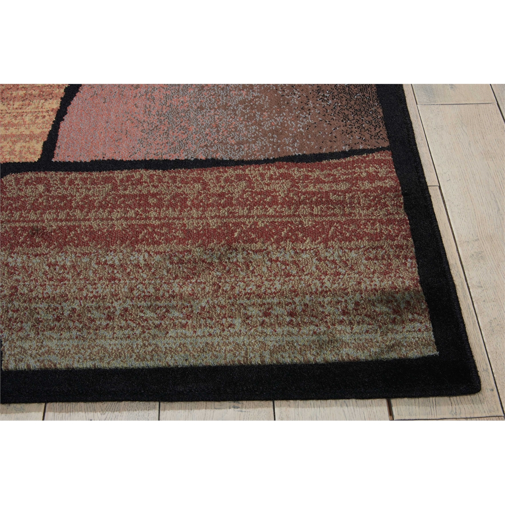 """Expressions Area Rug, Multicolor, 5'3"""" x 7'5"""". Picture 3"""
