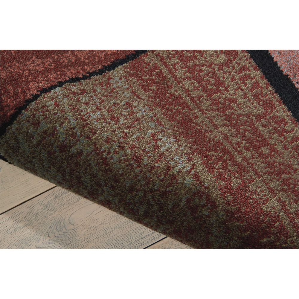 """Expressions Area Rug, Multicolor, 5'3"""" x 7'5"""". Picture 4"""