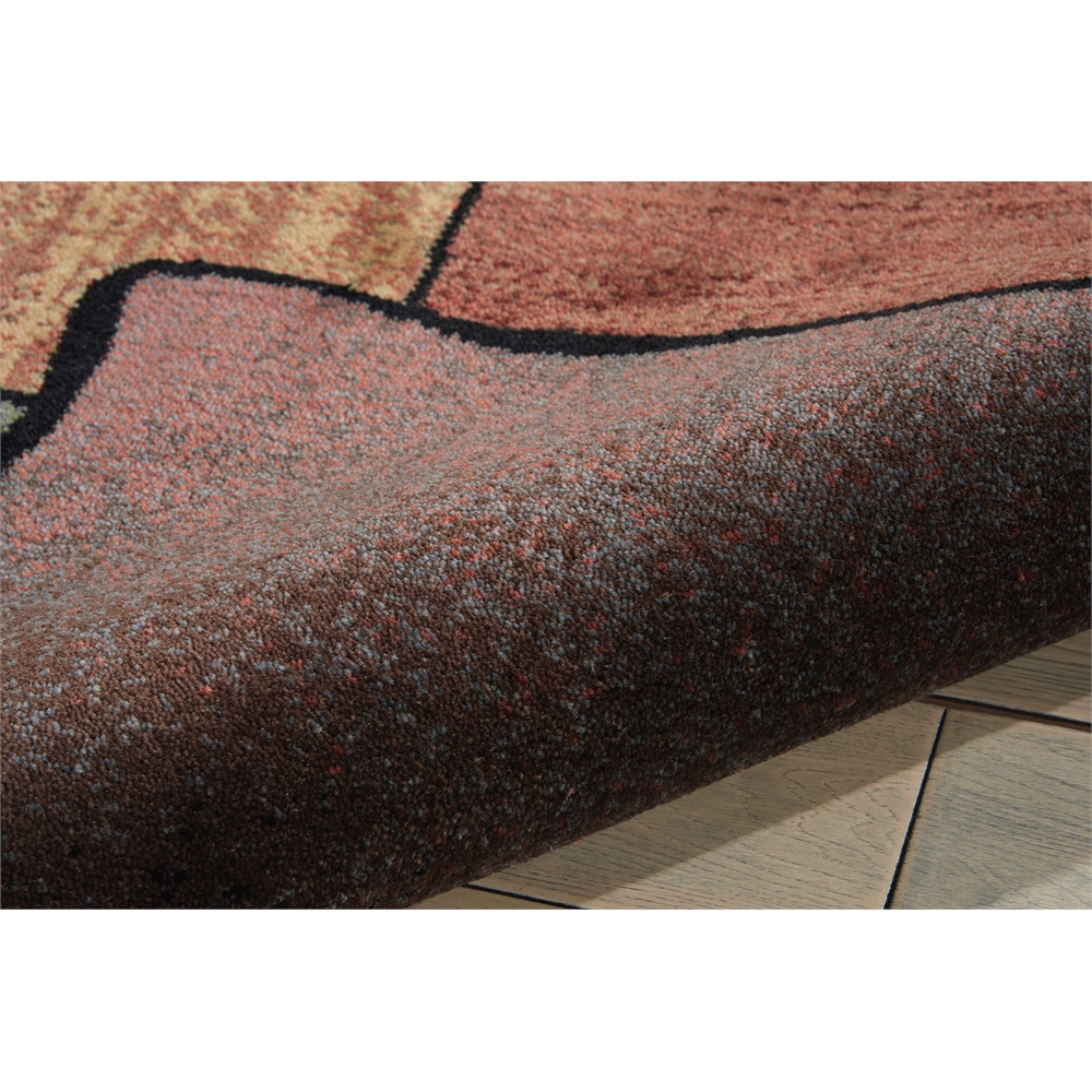 """Expressions Area Rug, Multicolor, 5'3"""" x 7'5"""". Picture 7"""