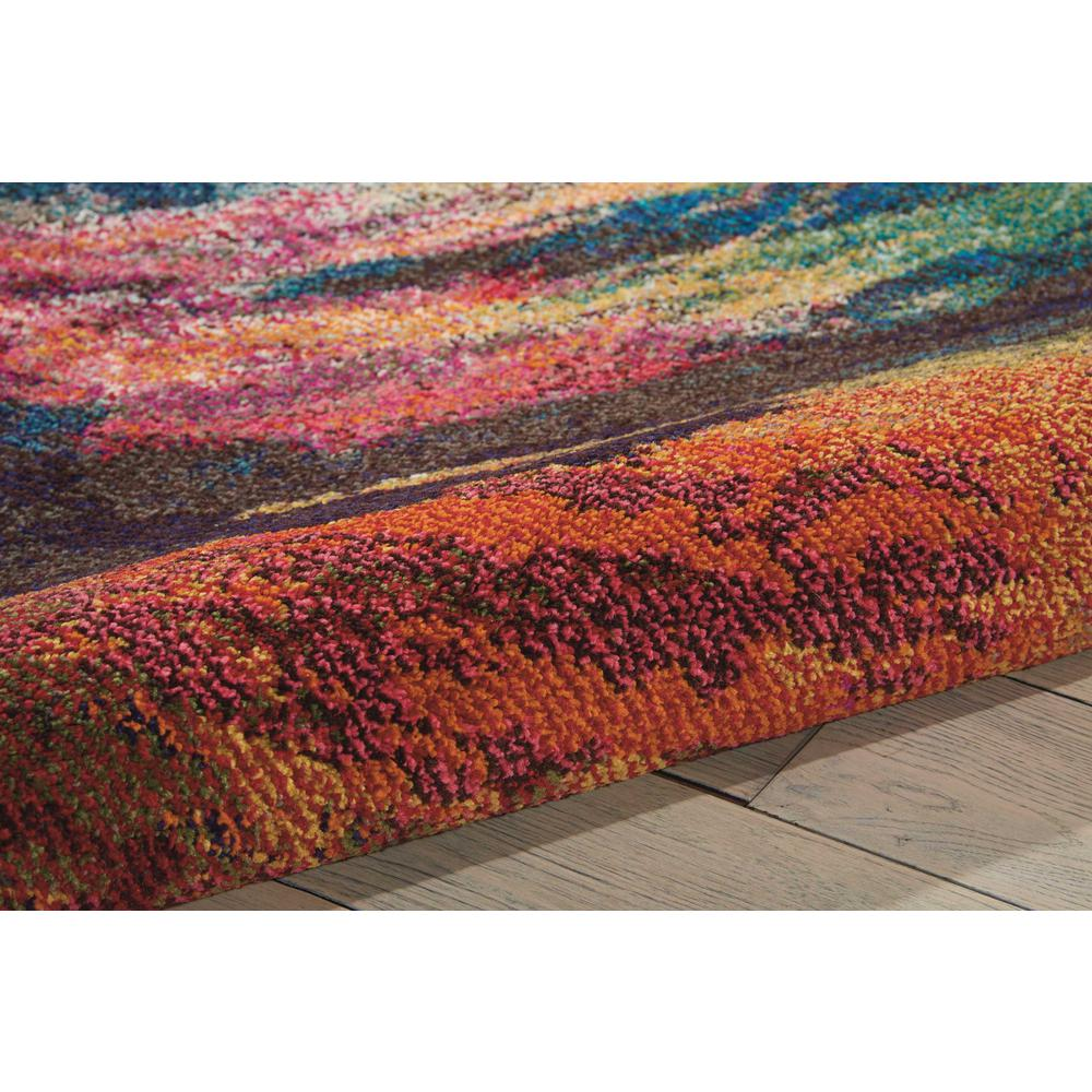 "Celestial Area Rug, Wave, 5'3"" x 7'3"". Picture 10"