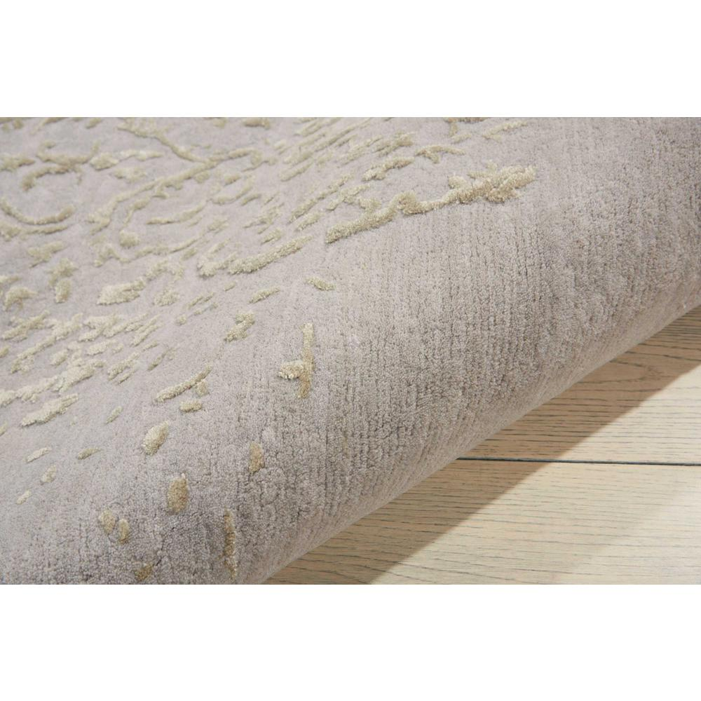 """Opaline Area Rug, Silver, 2'3"""" x 8'. Picture 3"""