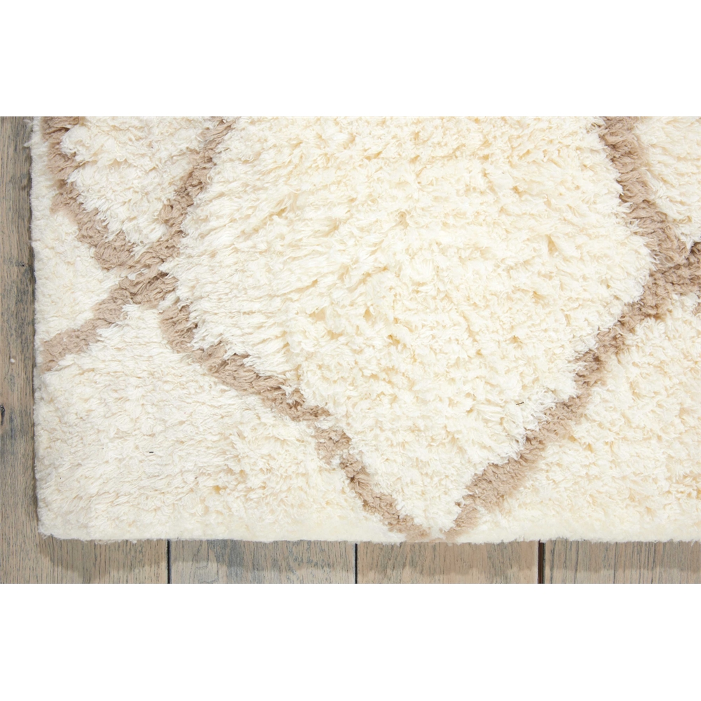 Galway Area Rug, Ivory/Tan, 5' x 7'. Picture 2