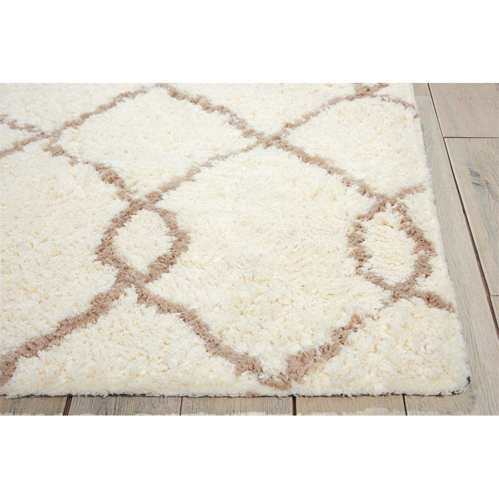Galway Area Rug, Ivory/Tan, 5' x 7'. Picture 3
