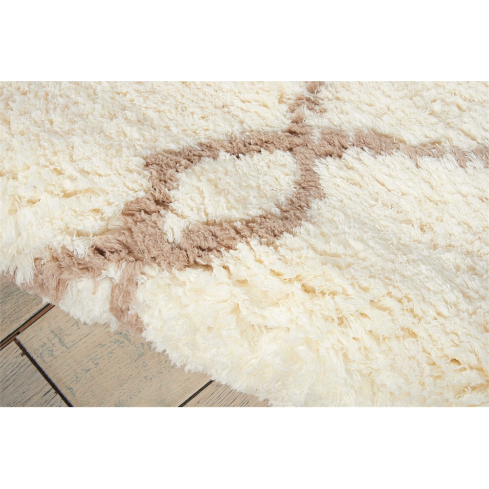 Galway Area Rug, Ivory/Tan, 5' x 7'. Picture 4