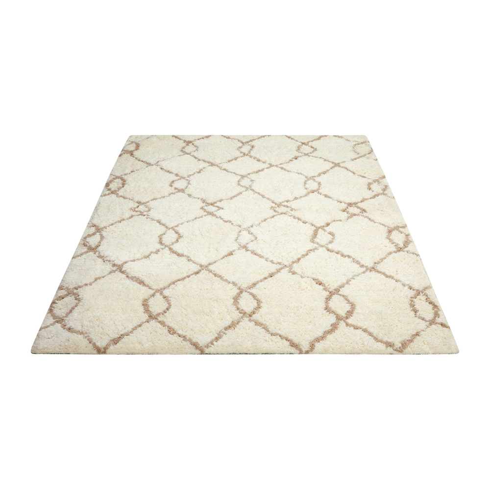 Galway Area Rug, Ivory/Tan, 5' x 7'. Picture 5
