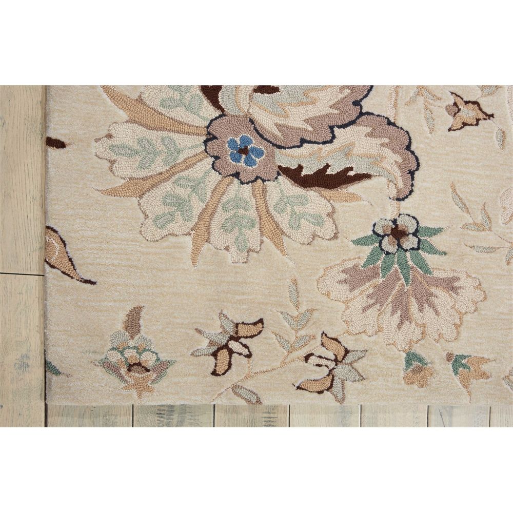 """Gatsby Area Rug, Ivory, 8' x 10'6"""". Picture 2"""