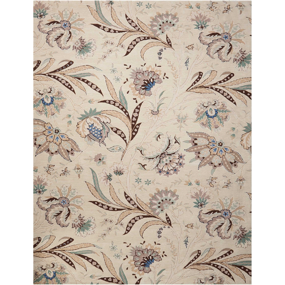 """Gatsby Area Rug, Ivory, 8' x 10'6"""". Picture 1"""