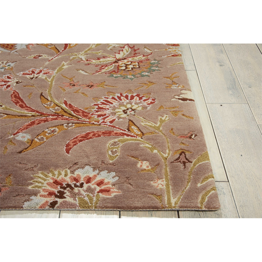 """Gatsby Area Rug, Mocha, 2'3"""" x  8'. Picture 3"""
