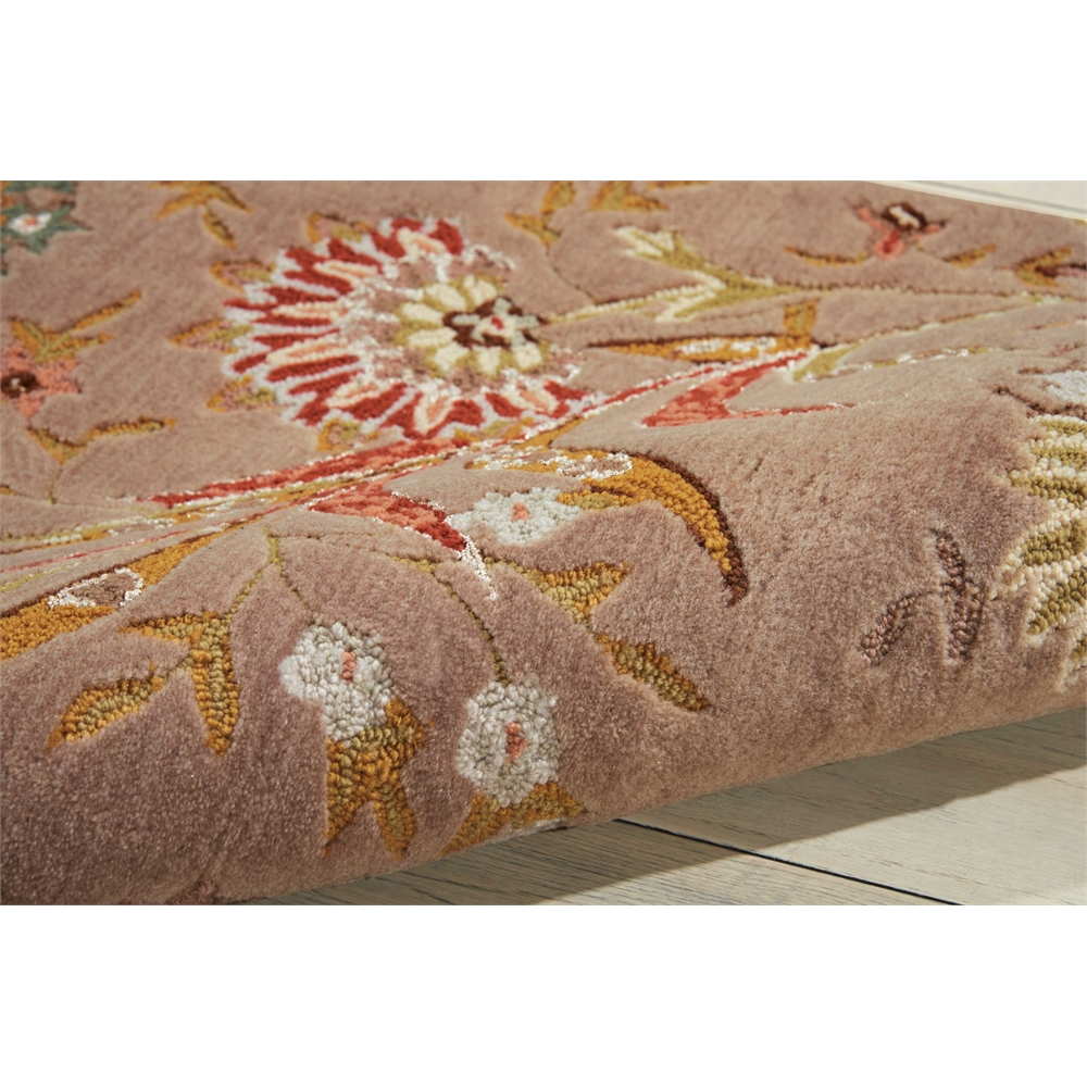 """Gatsby Area Rug, Mocha, 2'3"""" x  8'. Picture 5"""