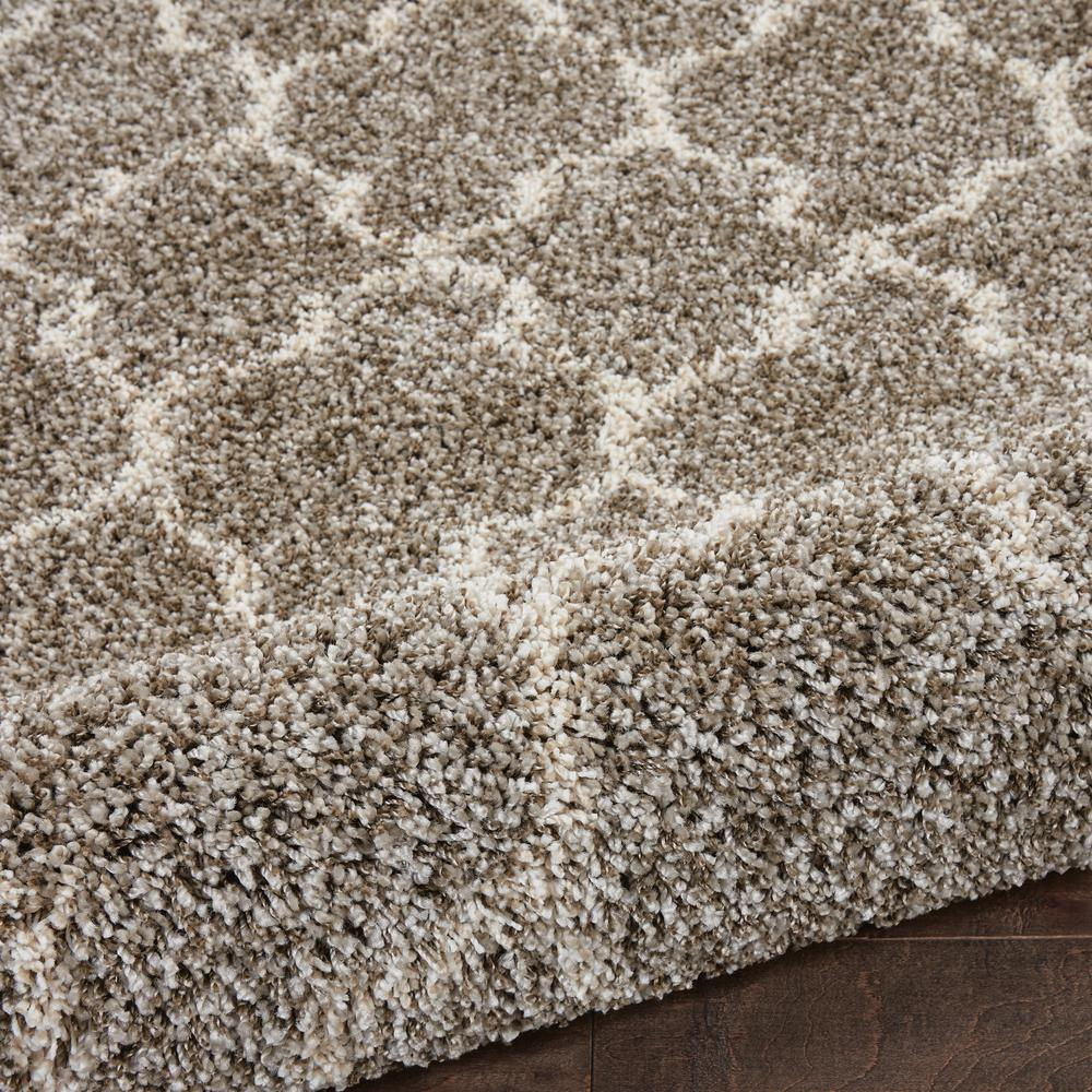 """Amore Area Rug, Stone, 6'7"""" x 9'6"""". Picture 3"""