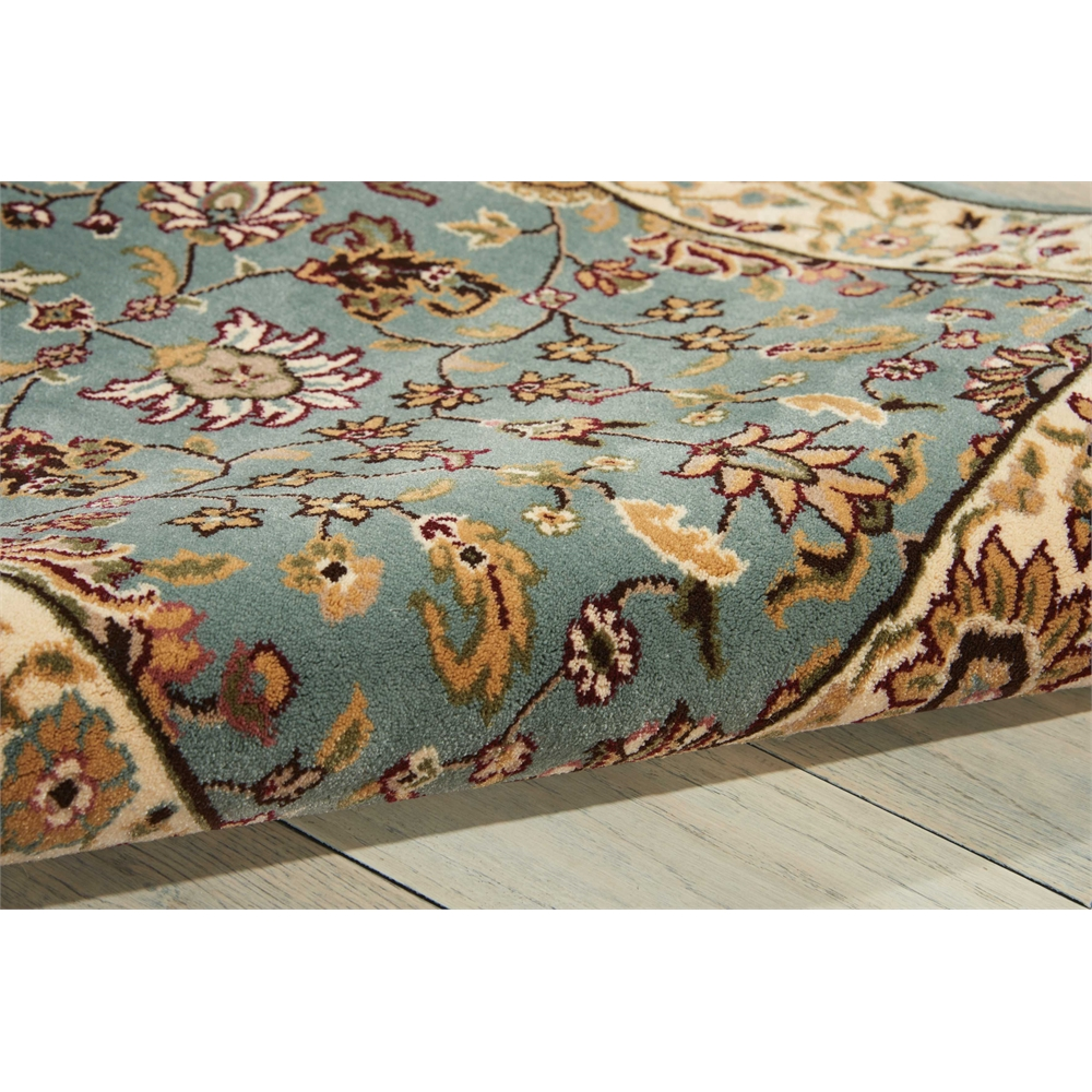"""Antiquities Area Rug, Slate Blue, 2'2"""" x 7'6"""". Picture 5"""