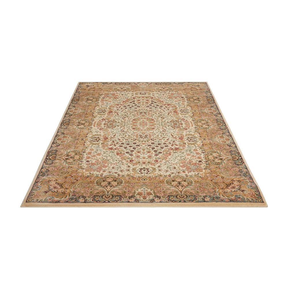 "Antiquities Area Rug, Ivory, 5'3"" x 7'4"". Picture 2"