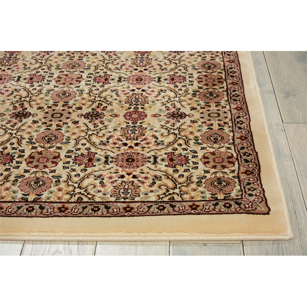 "Antiquities Area Rug, Ivory, 7'10"" x 10'10"". Picture 3"