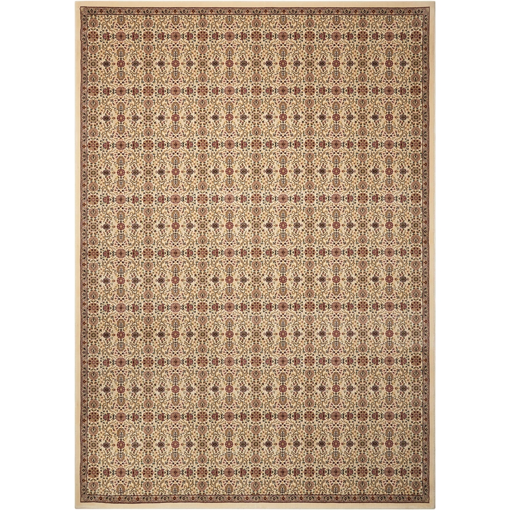 "Antiquities Area Rug, Ivory, 7'10"" x 10'10"". Picture 1"