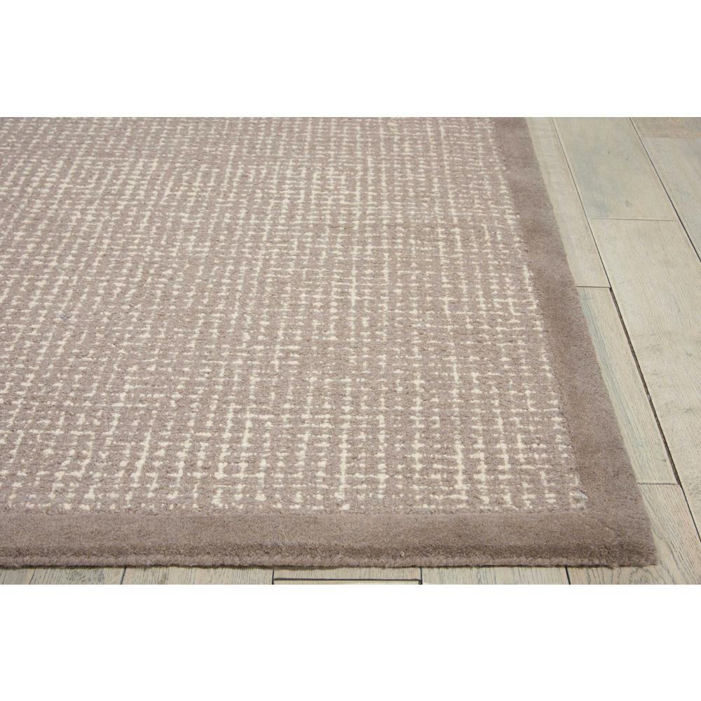 """River Brook Area Rug, Grey/Ivory, 7'9"""" x 9'9"""". Picture 3"""