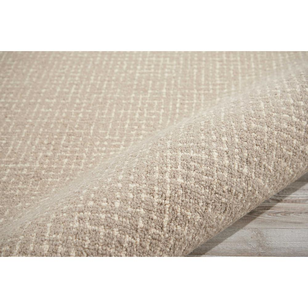 """River Brook Area Rug, Taupe/Ivory, 5'3"""" x 7'5"""". Picture 5"""