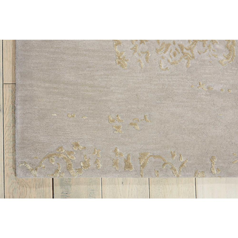 """Opaline Area Rug, Silver, 2'3"""" x 8'. Picture 2"""
