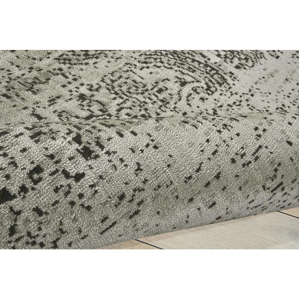 "Luminance Area Rug, Ivory/Black, 9'3"" x 12'9"". Picture 7"