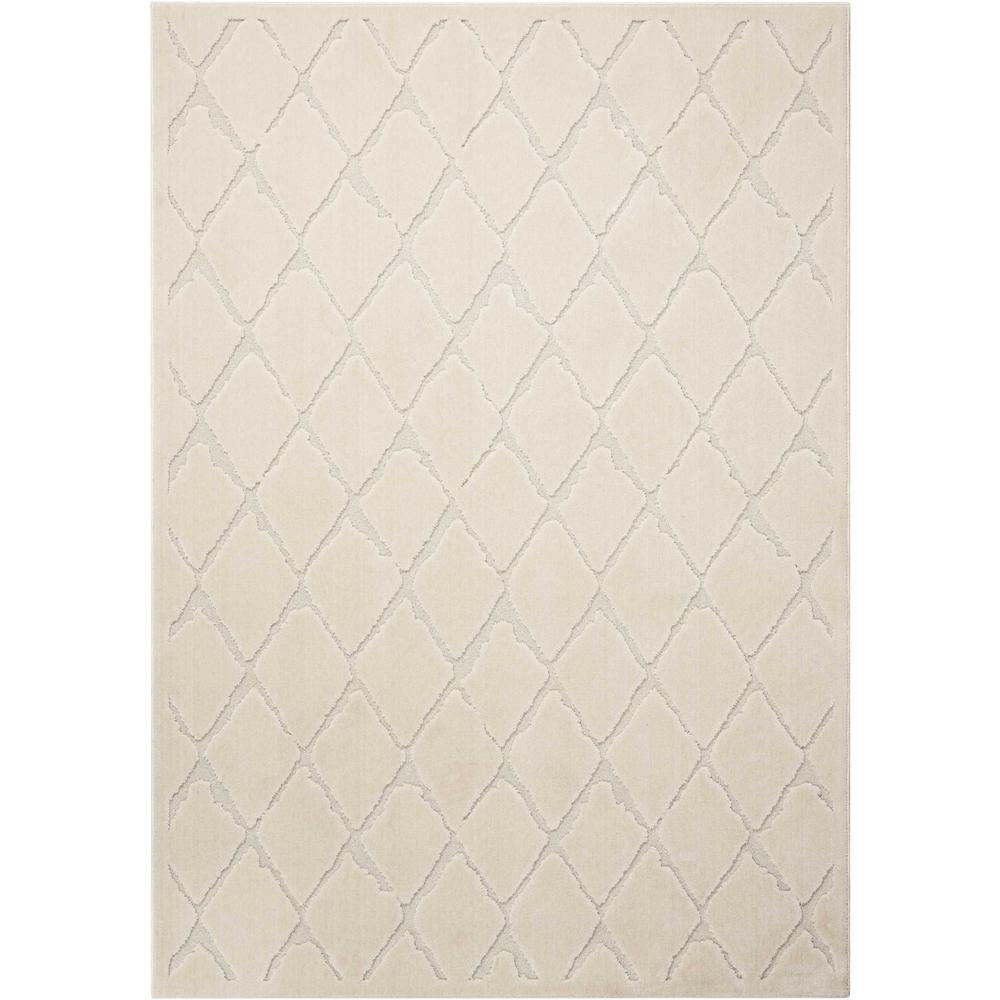 "Gleam Area Rug, Ivory, 3'10"" x 5'10"". Picture 1"