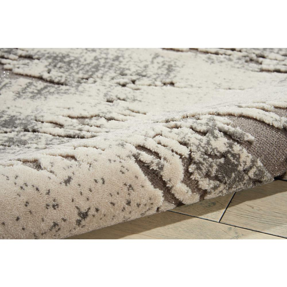 """Gleam Area Rug, Ivory/Grey, 9'3"""" x 12'9"""". Picture 5"""