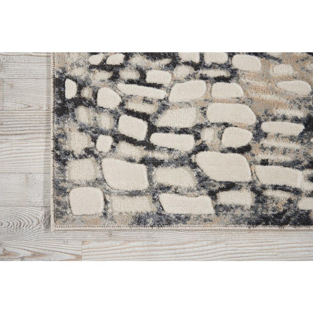 "Gleam Area Rug, Flint, 2'2"" x 7'6"". Picture 4"
