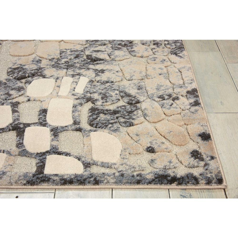 "Gleam Area Rug, Flint, 9'3"" x 12'9"". Picture 3"