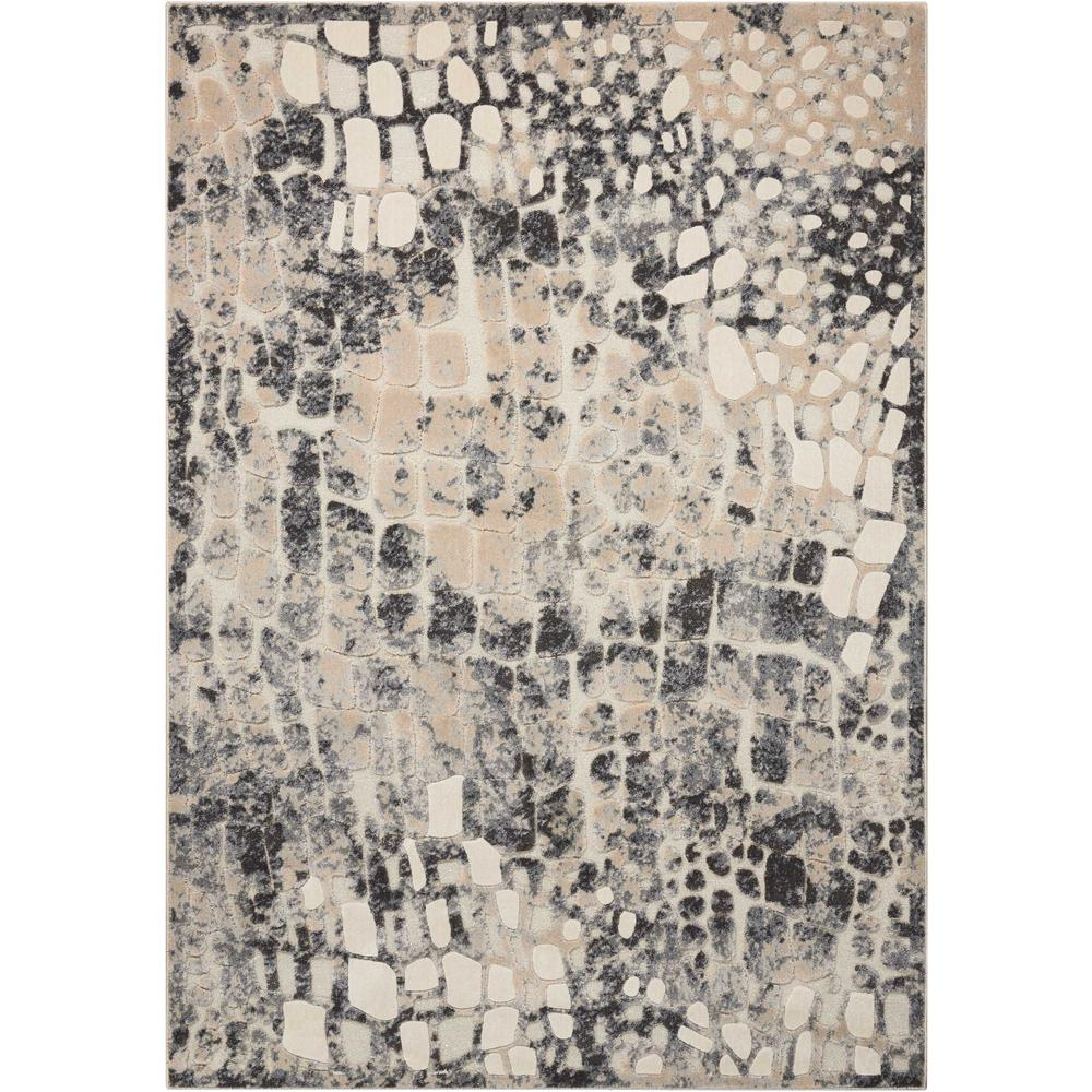 "Gleam Area Rug, Flint, 9'3"" x 12'9"". Picture 1"