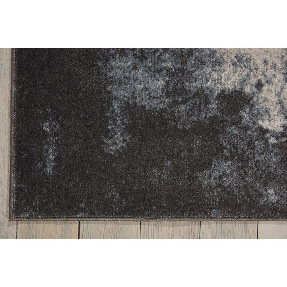 "Maxell Area Rug, Ivory/Grey, 9'3"" x 12'9"". Picture 4"