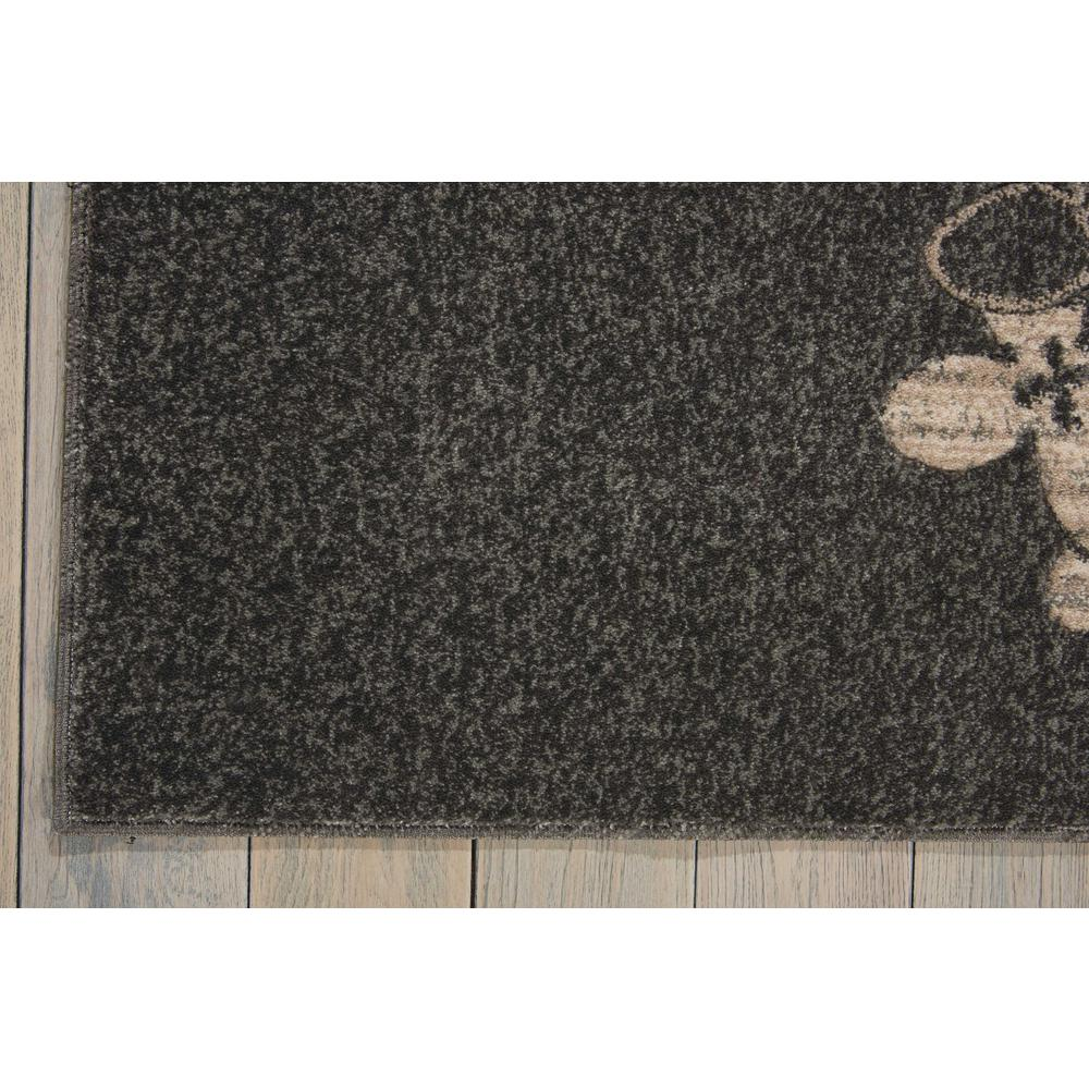 """Maxell Area Rug, Charcoal, 3'10"""" x 5'10"""". Picture 4"""