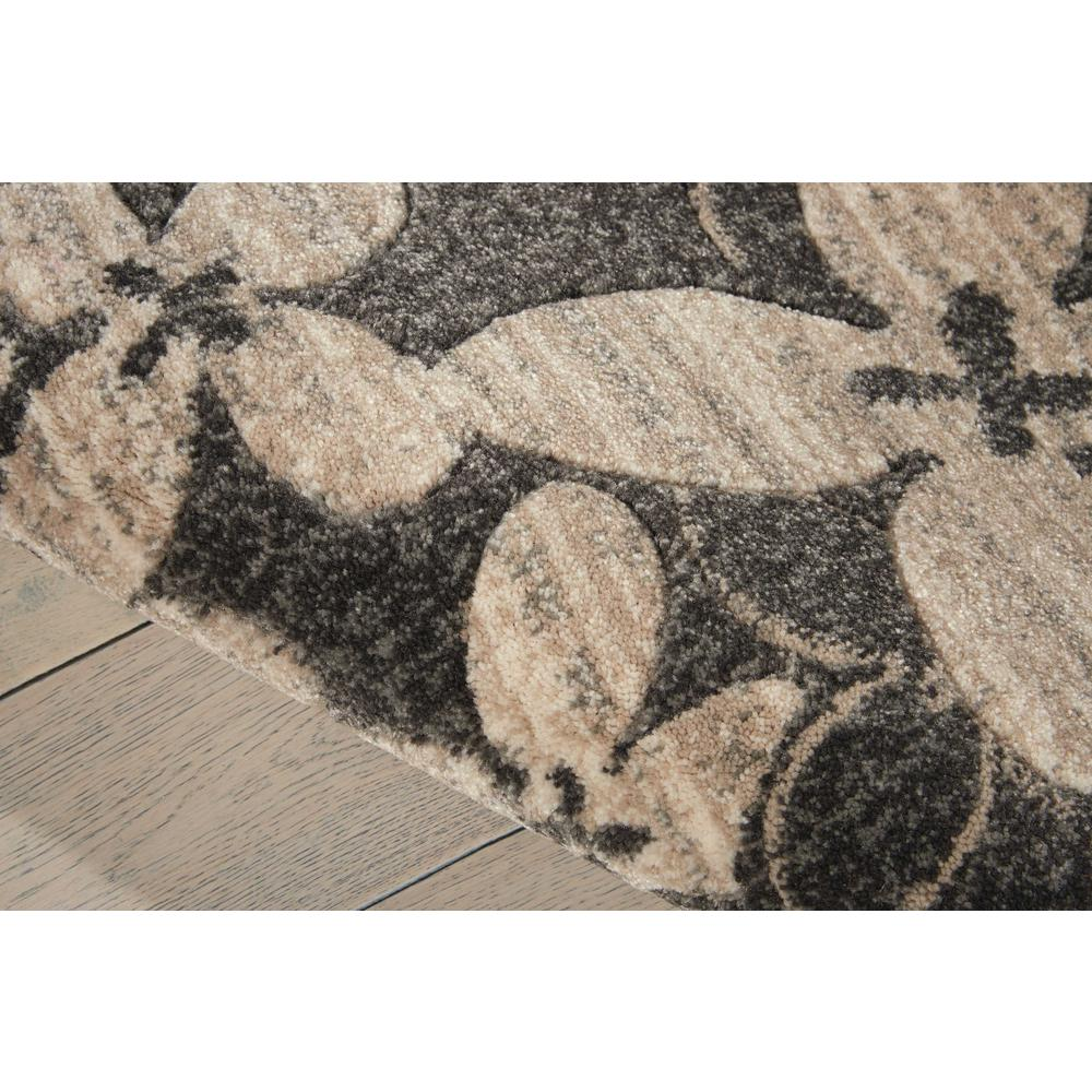 """Maxell Area Rug, Charcoal, 3'10"""" x 5'10"""". Picture 6"""