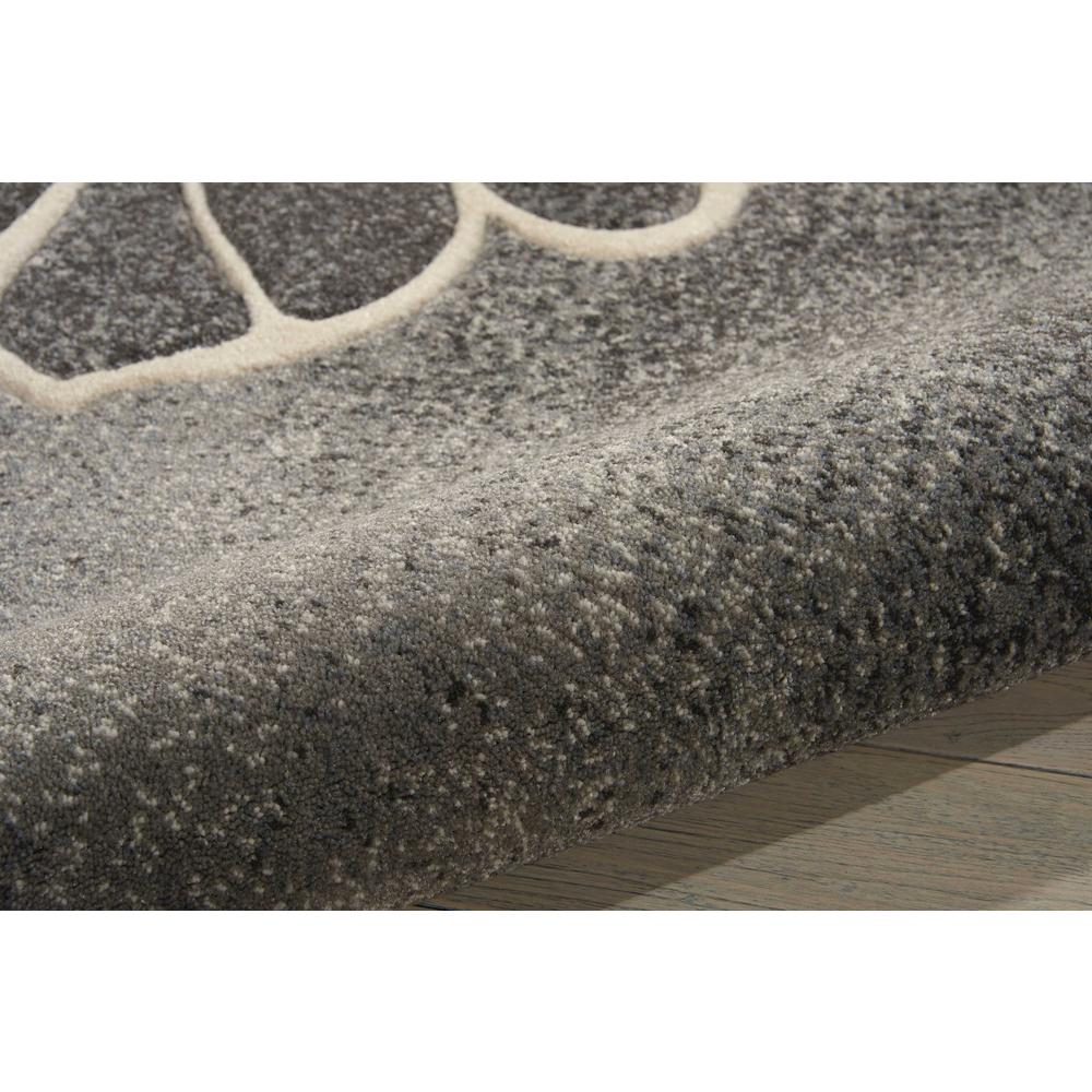 "Maxell Area Rug, Grey, 9'3"" x 12'9"". Picture 7"