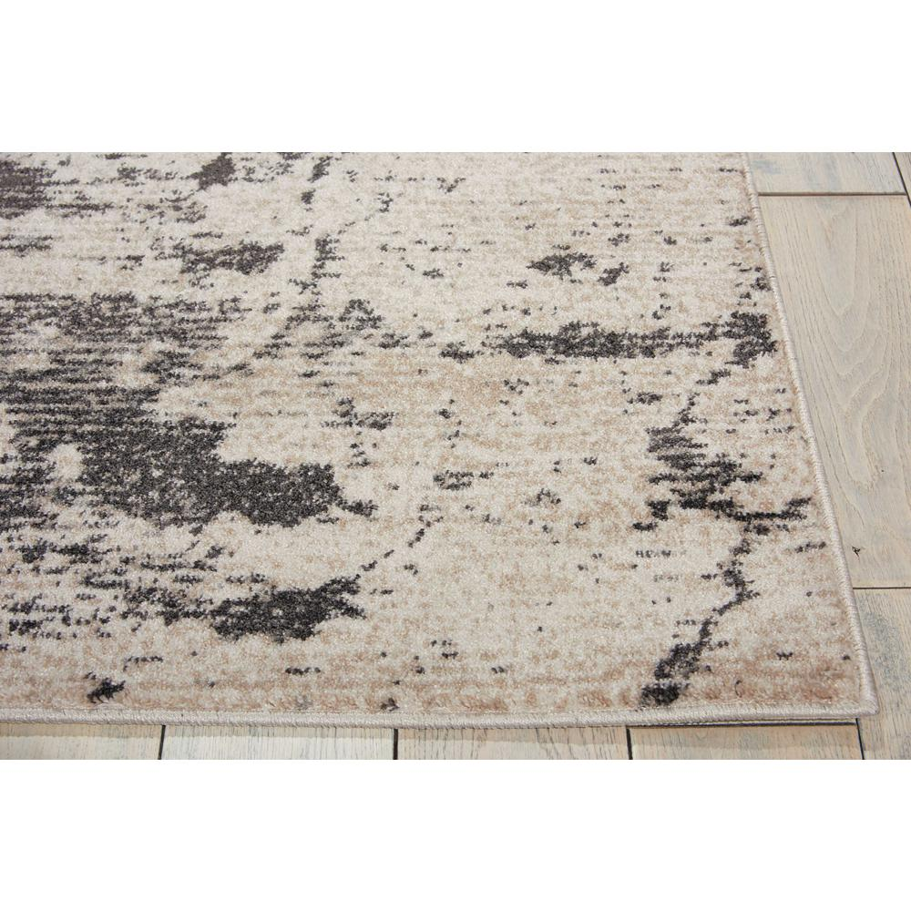 """Maxell Area Rug, Ivory/Grey, 9'3"""" x 12'9"""". Picture 5"""