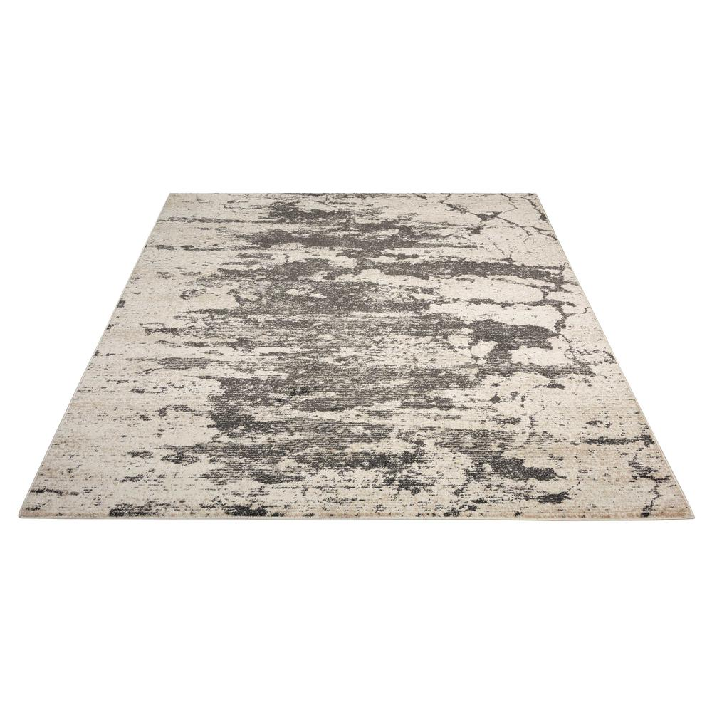 """Maxell Area Rug, Ivory/Grey, 9'3"""" x 12'9"""". Picture 3"""