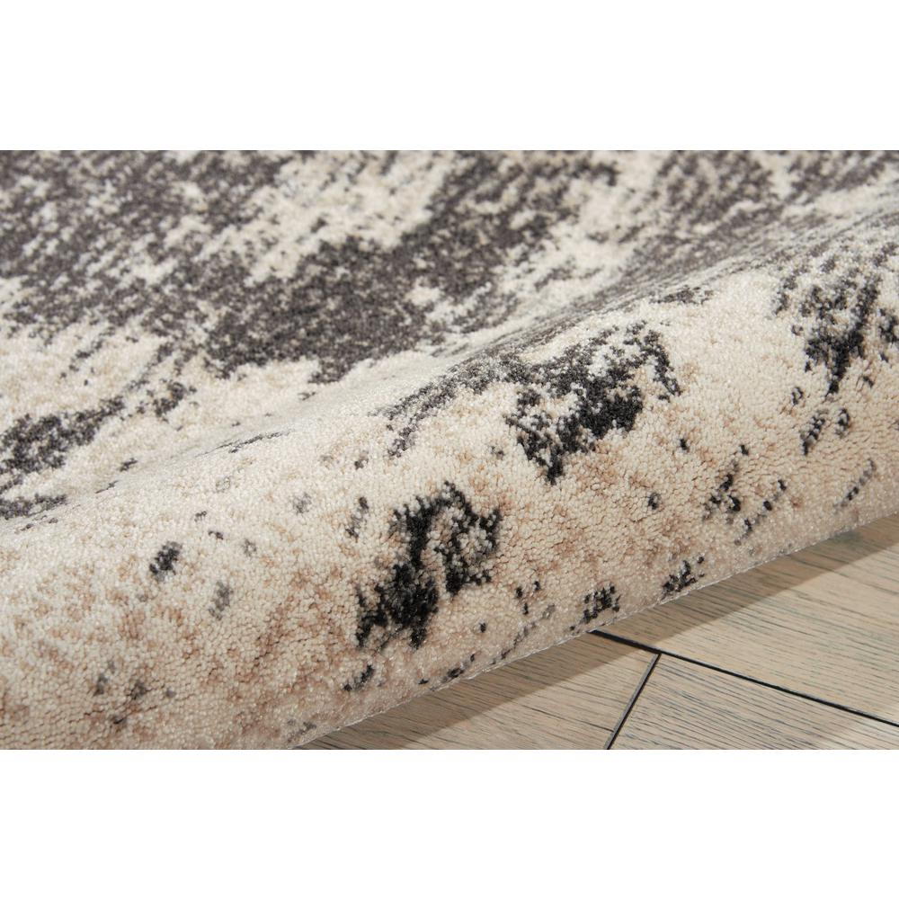 """Maxell Area Rug, Ivory/Grey, 9'3"""" x 12'9"""". Picture 7"""