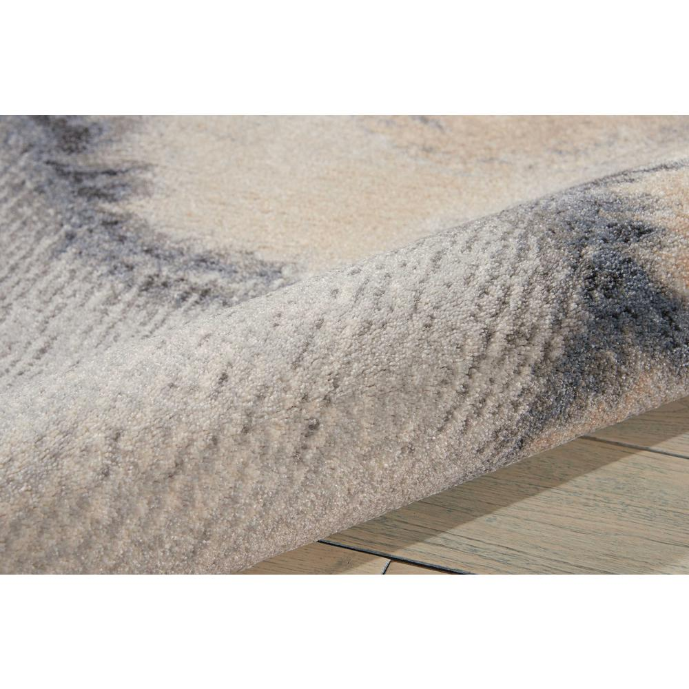 """Maxell Area Rug, Grey, 3'10"""" x 5'10"""". Picture 7"""