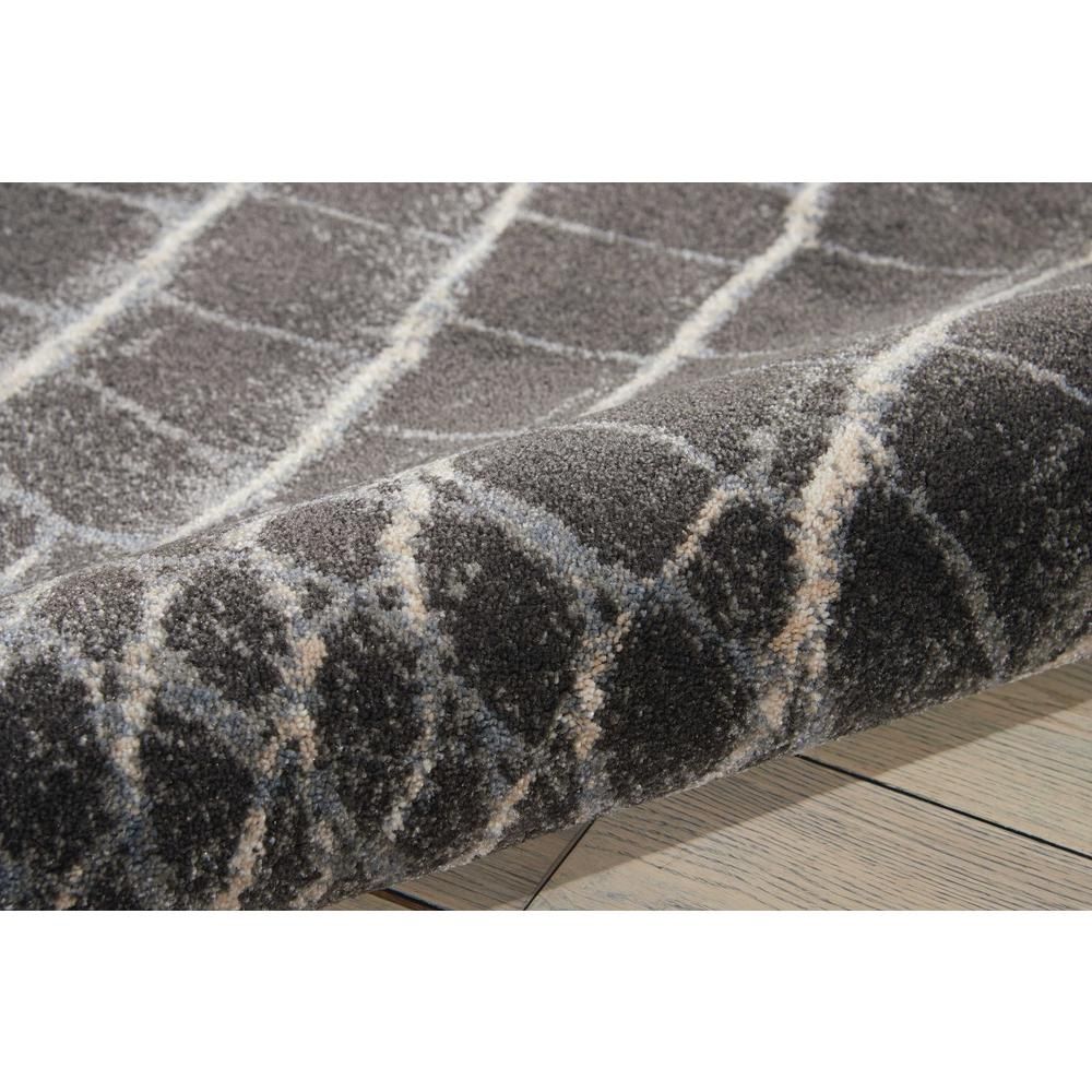 """Maxell Area Rug, Charcoal, 3'10"""" x 5'10"""". Picture 7"""