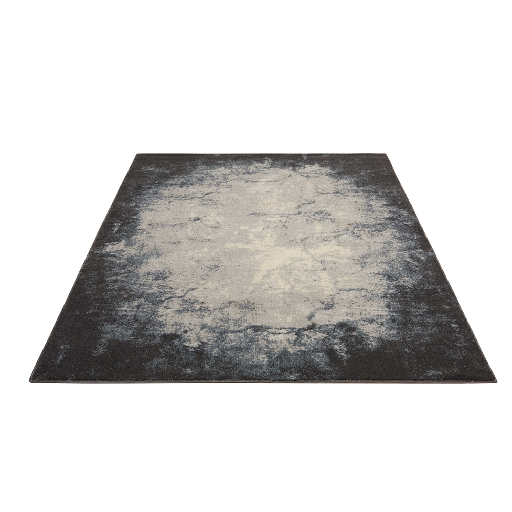 """Maxell Area Rug, Ivory/Grey, 5'3"""" x 7'3"""". Picture 5"""