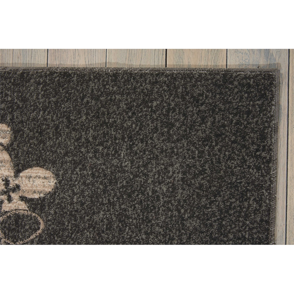 "Maxell Area Rug, Charcoal, 5'3"" x 7'3"". Picture 2"